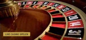 Live Casino Spelen